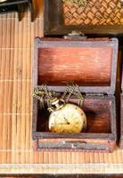 relógio vintage foto