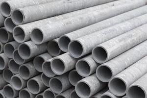 tubos de amianto foto