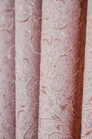 cortinas coloridas foto