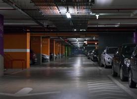 Garagem de Estacionamento foto