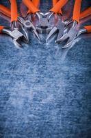 alicate de corte elétrico isolado em metal pinças emocionantes copie spac foto
