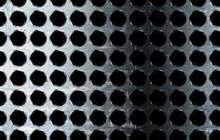placa de metal desgastada