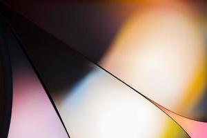 abstração de papel colorido