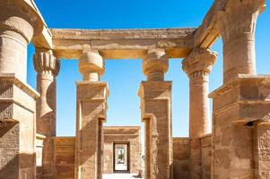 templo de hibis foto
