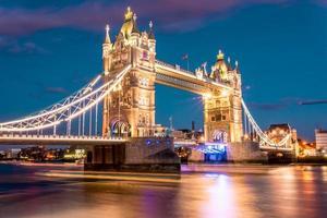 a torre da ponte de londres foto