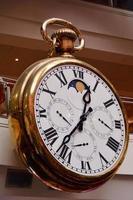 relógio antigo vintage foto