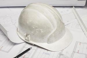 capacete de segurança foto