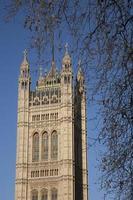 casas do parlamento, westminster; Londres foto
