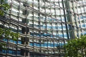 arranha-céus na cidade de Londres. foto