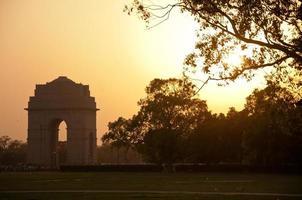 Portão da Índia foto