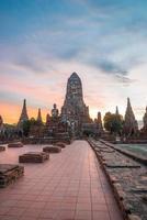 templo chaiwattanaram foto