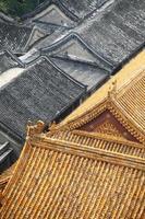 telhados chineses