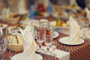 copos com champanhe álcool cocktail banquete foto