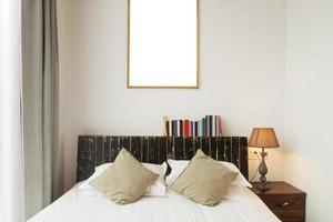 design de interiores: quarto clássico
