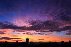 amanhecer (6:36) foto