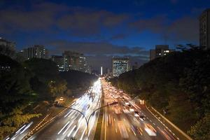 trilhas de tráfego foto