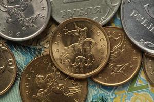 moedas da rússia
