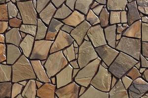 estrutura de pedra foto