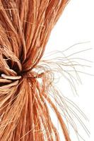 fio de cobre foto