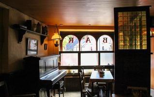 velho bar irlandês foto