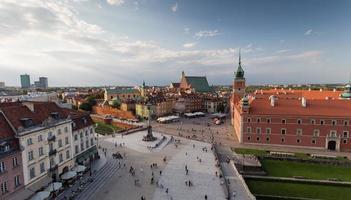 Varsóvia na Polônia