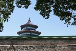 templo do Céu foto