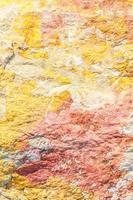 superfície do granito