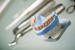 trabalho do dentista não é tão fácil foto
