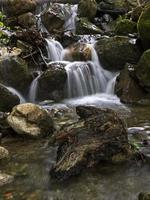 cachoeira, cascata foto