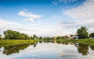 parque de saúde. foto