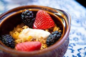 café da manhã saúde foto