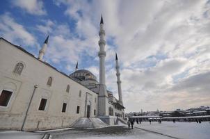 mesquita-kocatepe camii foto