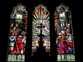 basílica de notre-dame montreal foto
