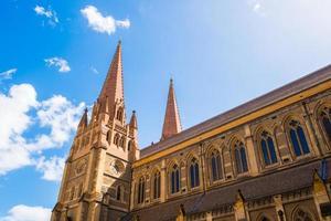 catedral de são paulo, melbourne foto