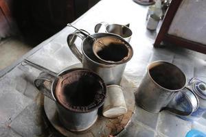 jogo de chá antigo foto