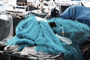 Rede de pesca foto