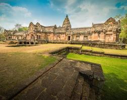parque histórico de phanom rung foto