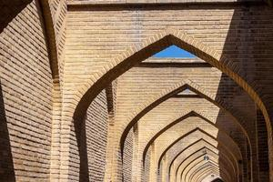 arcos em shiraz foto