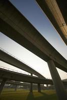 estrada de transporte foto