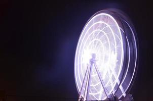 roda de balsa foto