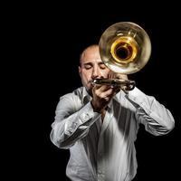 alto jazzista foto