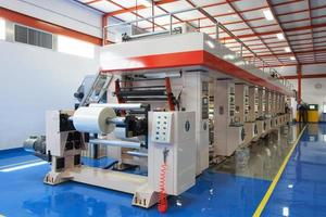 planta de impressão
