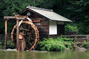 molino de agua foto