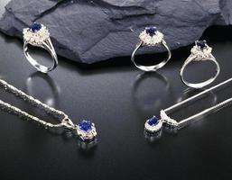 imagem de jóias foto
