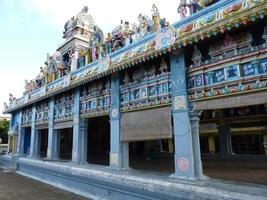 templo tamil surya oudaya sangam foto