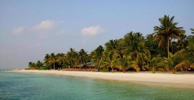 maldivas meeru foto