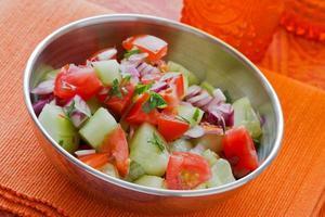 salada indiana foto