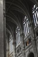 catedral de saint eustache foto