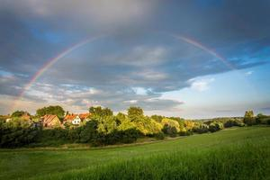 arco arco-íris foto