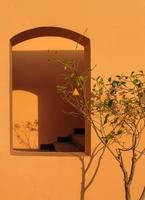 detalhes da arquitetura árabe foto